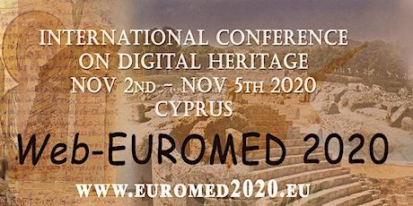 1st International Workshop on Cultural Tourism at EUROMED2020 conference tickets