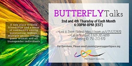 Butterfly Talks tickets