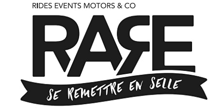 R.A.R.E. 2020 (Ride And Roses Event) billets