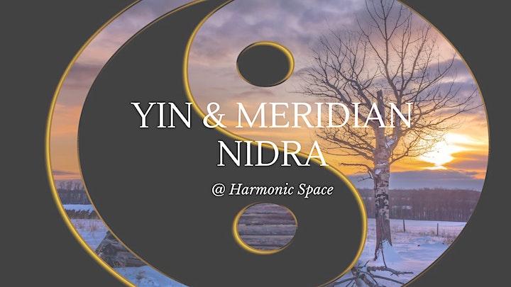 YIN Yoga & Meridian Nidra image