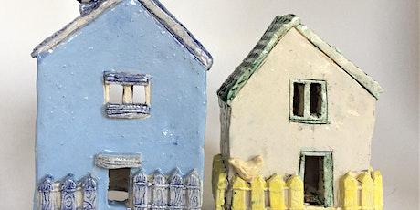 Keramiek - werken met klei en glazuren tickets