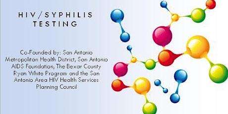 HIV/Syphilis Testing Taskforce Meeting - Virtual Meeting tickets