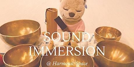 Sound Immersion tickets