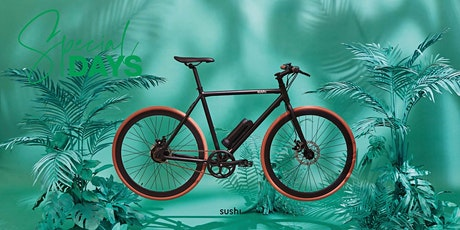 SUSHI Bikes x P&C Wien - Testival Tickets