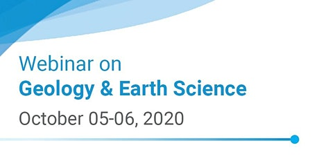 "Webinar on ""Geology and Earth Science"" tickets"