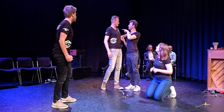 ZIMIHC IMPRO Comedy tickets