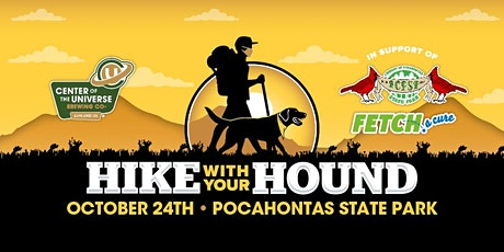 Hike with Your Hound tickets