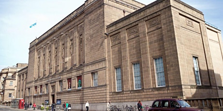 Virtual Doors Open Day Talk with the National Library of Scotland tickets