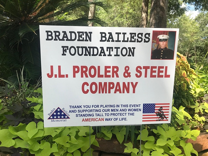 2021 Braden Bailess Memorial Golf Tournament image