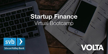 Startup Finance Virtual Bootcamp tickets