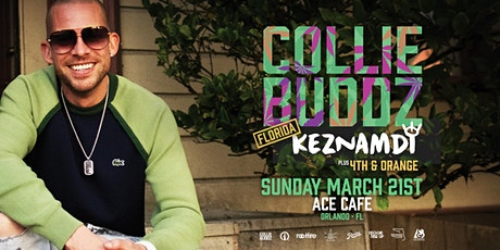 COLLIE BUDDZ, KEZNAMDI,and 4TH & ORANGE - ORLANDO tickets