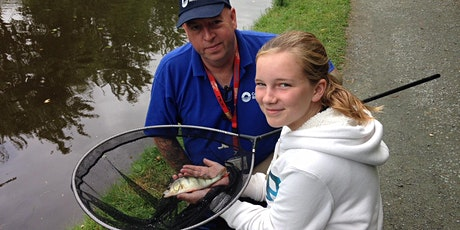 Free Let's Fish! - Derby - Learn to Fish session tickets