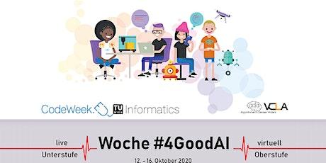 Woche für gute Künstliche Intelligenz #4GoodAI an der TU Wien tickets