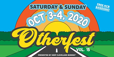 Otherfest 15 tickets