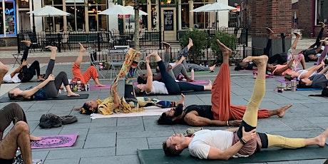BareSOUL Community Yoga + Meditation at 17th Street Market tickets