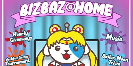September's BizBaz @ Home! tickets