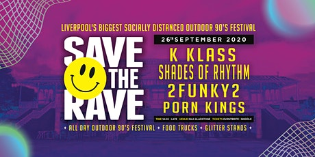 Save The Rave: Outdoor 90's Festival tickets