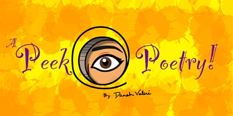 A Peek at Poetry! 2 tickets