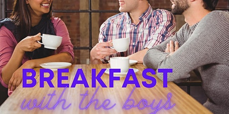 Breakfast with the Boys tickets