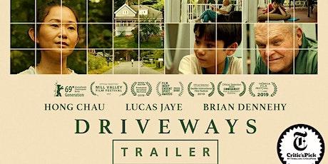 Magic Lantern Film: Driveways tickets
