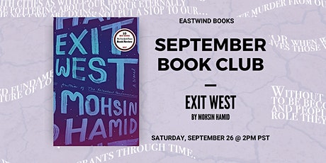 Eastwind Book Club: Exit West tickets