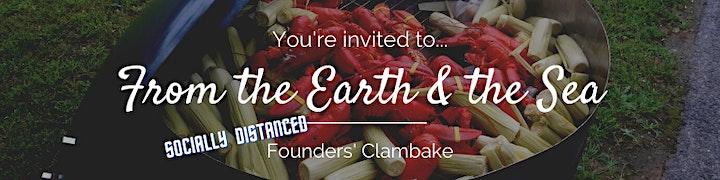 Founder's Clambake image