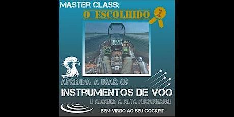 Master Class - O Escolhido ingressos