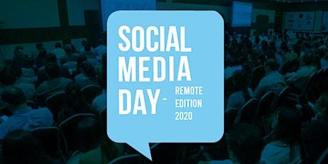 Social Media Day 2020 boletos