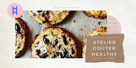 Healthy Snacking Workshop - Atelier Goûter Healthy tickets