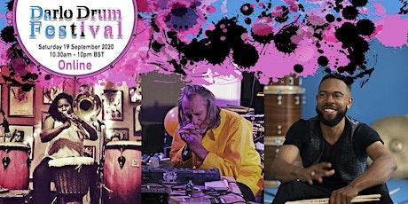 Music & Solidarity - Darlo Drum Festival Online tickets