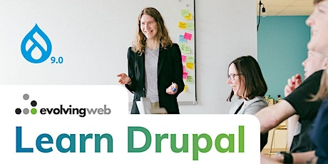 What You Need to Know About Drupal 9 - Free Webinar tickets