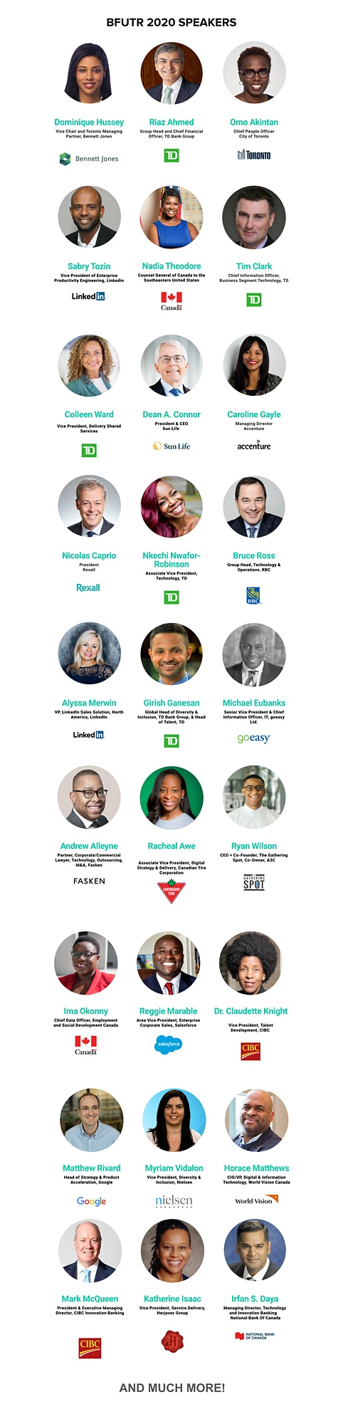 BFUTR 2020 (Virtual Experience) Tech Summit - Presented by TD image
