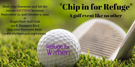 Chip In For Refuge at our 5th Annual Golf Event! tickets