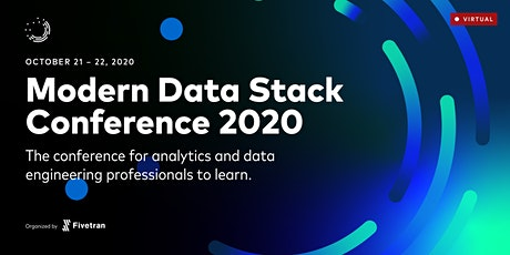 Modern Data Stack Conference 2020 tickets
