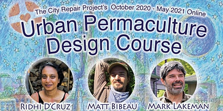 Urban Permaculture Design Course Online tickets
