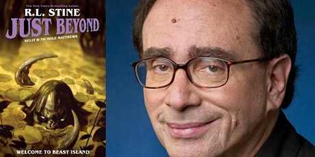 A NATIONAL BOOK LAUNCH AND VIRTUAL HALLOWEEN TREAT WITH R.L. STINE! tickets