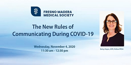 The New Rules of Communicating During COVID-19 tickets