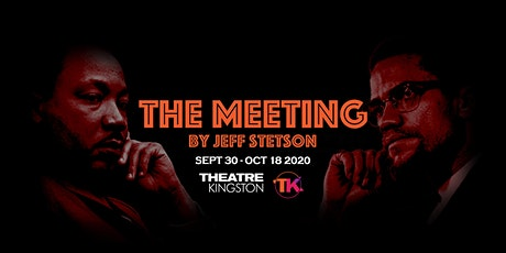 The Meeting by Jeff Stetson tickets