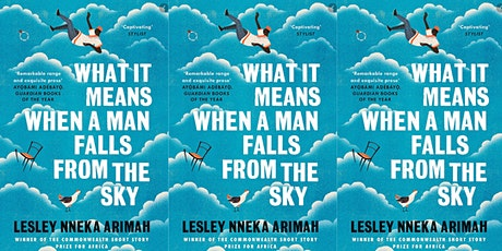 Black & Brown Book Club: What It Means When a Man Falls from the Sky tickets