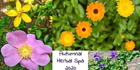 Autumnal Herbal Spa tickets