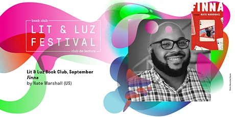 Lit & Luz Book Club: In Conversation with Nate Marshall tickets