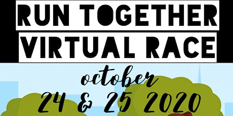 Run Together Virtual Race TEAMS EVENT tickets