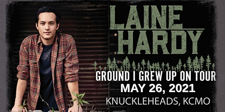 Laine Hardy  (Season 17 American Idol Winner)– Ground I Grew Up On Tour tickets