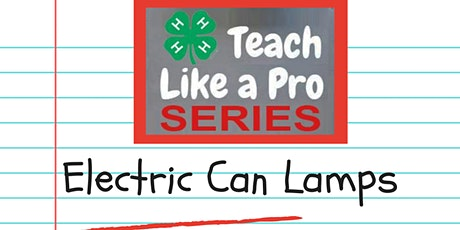 Electric Can Lamps tickets