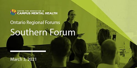 CICMH Southern Region Virtual Forum tickets