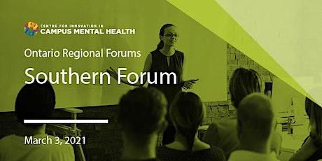 CICMH Southern Region Virtual Forum tickets