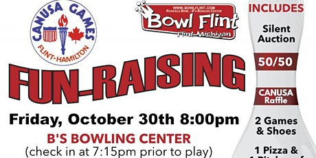 CANUSA Bowling Fundraiser tickets
