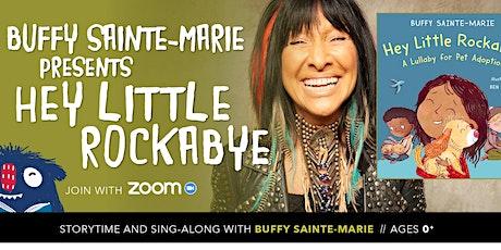 15. Buffy Sainte-Marie presents Hey Little Rockabye [0+] tickets