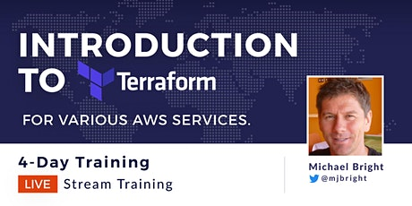 [Instructor-led Livestream] Introduction to Terraform tickets