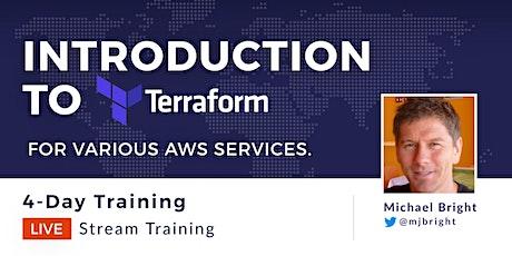 [Instructor-led Livestream] Introduction to Terraform